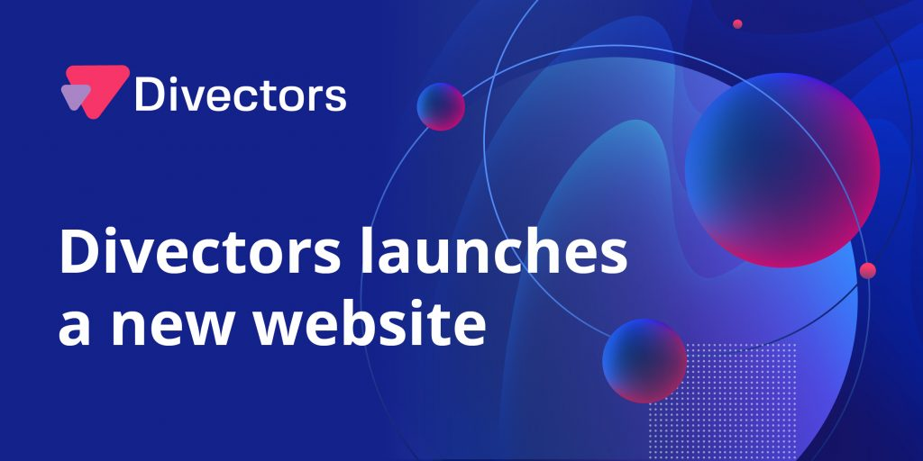 Divectors, software product development and data services company, launches its new website